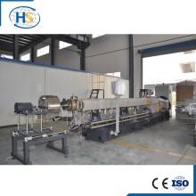 Machine d'extrusion Tse-65 recyclée pour la fabrication de granulés