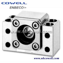 Support de vis en boule métallique de haute qualité en plaques de cuivre