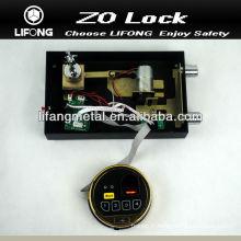 Mécanisme de verrouillage électronique sécuritaire d'empreintes digitales