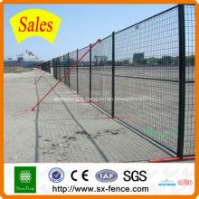 clôture temporaire amovible