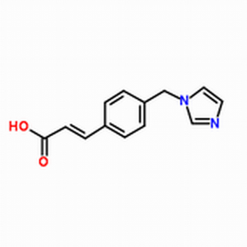 Ozagrel, inhibiteur de la thromboxane synthase