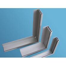 Perfil de aluminio anodizado del marco del panel solar