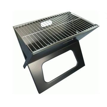 Carnet de pliage Barbecue Grill au charbon