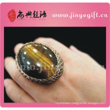China Vintage Jewelry Handcrafted Filigree Druzy Ring Vners