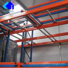 Jracking warehouse storage adjustable ridg u rak pallet push back racking