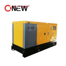 Low Noise 121kv/121kVA/97kw Lovol Single Phase Diesel Paralleling Controller Generator Set Medicinal