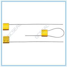 Nuevo tipo seguridad Cable LOCK sello (GC-C1803)