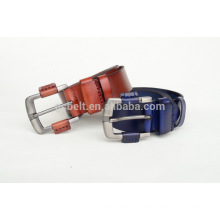 wholesale man's classical genuine leather belt from yiwu factory