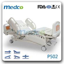 P502 Lit électrique de salle d'hospitalisation d'urgence