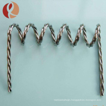 High Purity High Quality Fine 0.8mm Tungsten Filament Stock