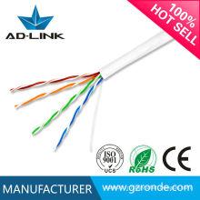 Guangzhou cat5e réseau câble fil haute vitesse faible prix usine DEPUIS 1995