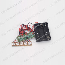Módulo intermitente de luz, luz intermitente LED, módulo intermitente, arnés led
