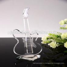 красивый кристалл музыкальный инструмент Волин на сувениры