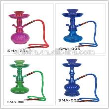 High quality hookah glass fumo modern design hookah aluminum hookahs