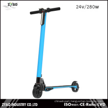 Carbon Fiber Electric Scooter The Lightest Electric Scooter 2 Years Warranty of Battery