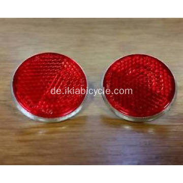 Red Color Fender Bike Reflector