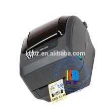 Thermal transfer barcode printinting  GK420t printed label printer
