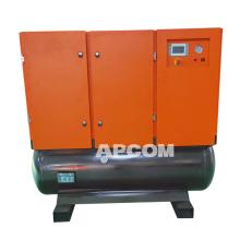 APCOM High Pressure All In One Laser Cutting Machine Screw Air Compressor One Machine For Fiber Laser Cutting Machine