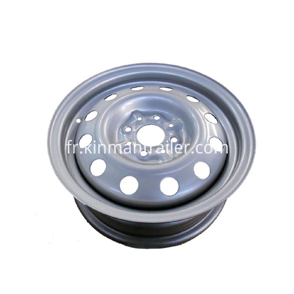 Europe Trailer Wheel Steel Rim