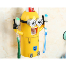 Minecraft Toy Mimions Auto Toothpaste Dispenser