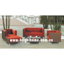 New Design Wicker Rattan Sofa Set Outdoor Furniture Bp-828