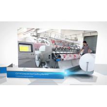 CS110 Multi Needle Industrial Comforter Manufacturing Quilting Sewing Machine