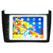 Car Mutimedia for Volkwagen Polo Android DVD Player 3G WiFi iPod Vehicle Tracking System