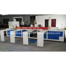 Mjd-A3100 Automatic HDPE/PP/PVC/PVDF/Pph/Nylon and Wood Sheet Cutting Machine
