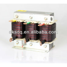 Low voltage current limiting reactor