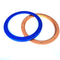 CNC Turning Drilling Anodized Aluminium Parts Ring