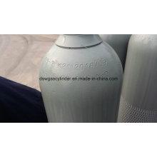 ISO9809 40L 99, 999% ele gás