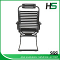 High quality bow frame black bungee office meeting chair