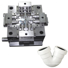 precision plastic injection molding custom pipe fitting mould maker pvc water pipe mold