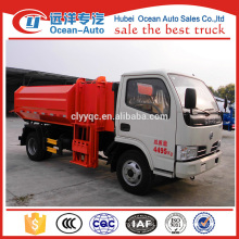China New Condition 4x2 small garbage collection vehicle