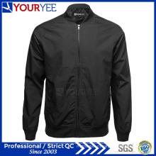 Лучшие цены Высокое качество Мужская молния до бомбардировщик Куртки (YBJ113)