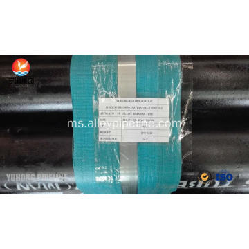 Alloy Steel Seamless Tube ASME SA213 T9