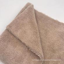 China fábrica de microfibra 400gsm-500 gsm edgeless toalha de limpeza