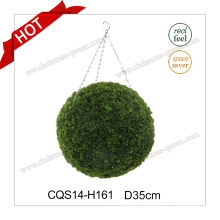 D35cm Party Supplies Boxwood Natural Leaves Wedding Decoration Craft