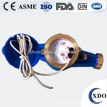 Salida de impulsos telelectura XDO PRSWM-15-50 medidor de agua de interruptor reed