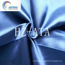 Tecido de cetim poli / Tecido de cetim 75dx150d