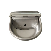 stainless steel dog drinker bowl automatic waterer float