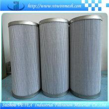 Elementos de filtro de acero inoxidable 316L