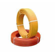 Tubo de gas del tubo de HDPE del plástico de aluminio (pex-al-pex), tubo de agua
