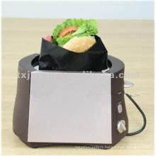 PTFE coated fiberglass non-stick sandwich bag