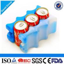 Gel Ice Pack Beer Bottle Cooler y hielo Box Fish