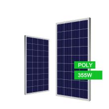 Panneaux solaires Polycrstayllian 355W populaires