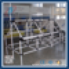 Aluminium Flow Pipe Rack
