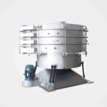 Starch flour  tumbler screening sieving sifer