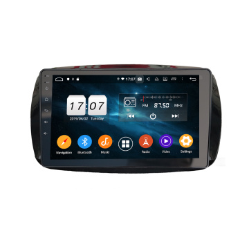 Android autoradio voor MB Smart 2016-2018