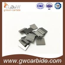 Abrasives Rundschreiben von Hartmetallplatten